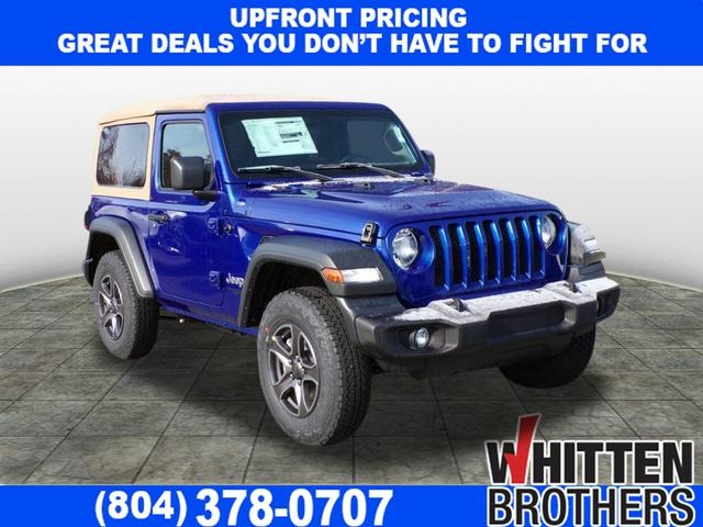 Jeep Wrangler For Sale In Sc >> New 2019 Jeep Wrangler Sport S 4x4