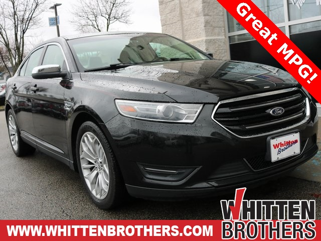 Pre-Owned 2014 Ford Taurus Limited