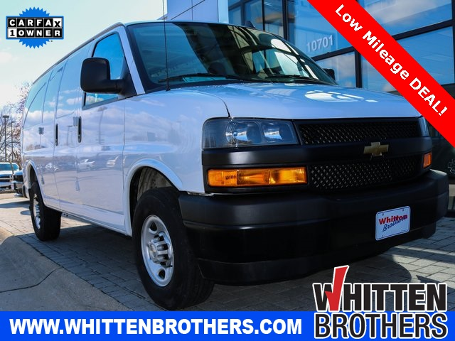 39783c74d9 Pre-Owned 2018 Chevrolet Express 2500 for Sale