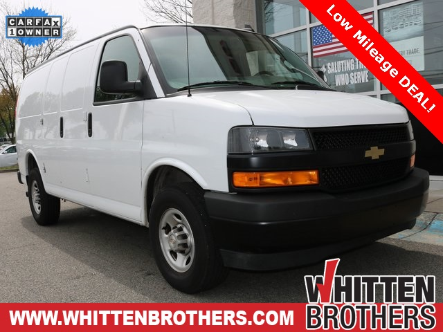 aaf2b2ca12 Pre-Owned 2018 Chevrolet Express 2500 for Sale