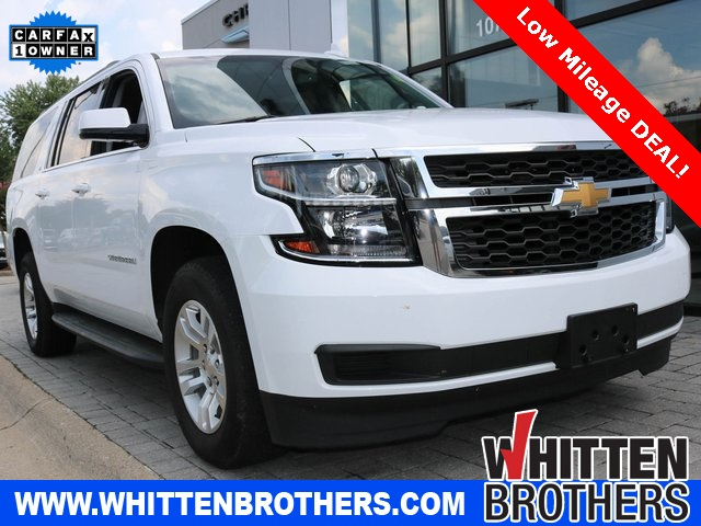 Pre Owned Suburban >> Pre Owned 2019 Chevrolet Suburban Lt 4wd