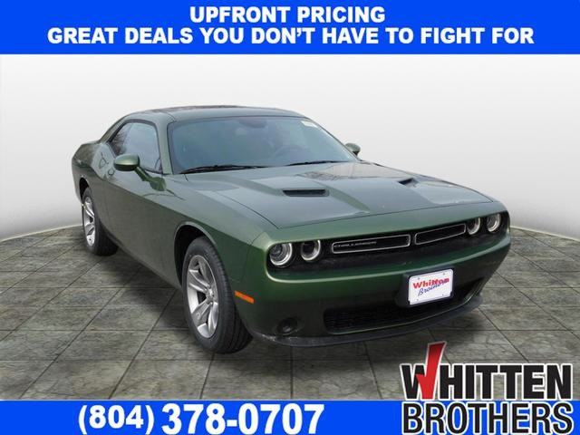 2019 Dodge Challenger >> New 2019 Dodge Challenger Sxt