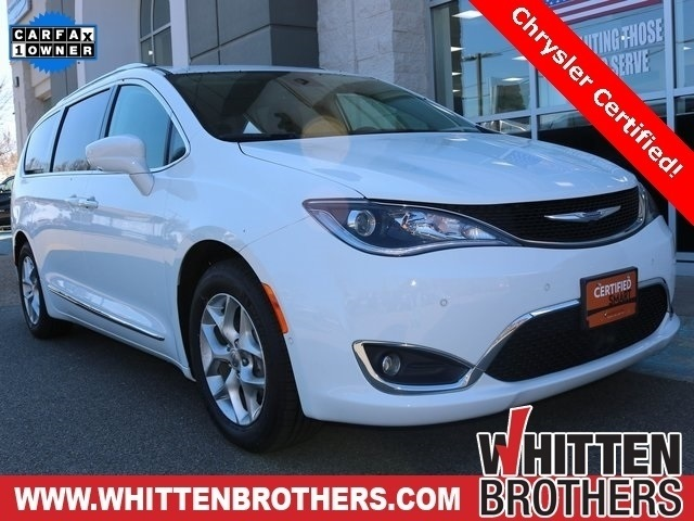 Certified Pre-Owned 2018 Chrysler Pacifica Touring L Plus