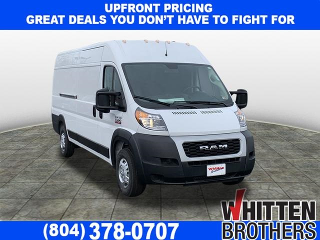 New 2020 RAM ProMaster 3500 High Roof