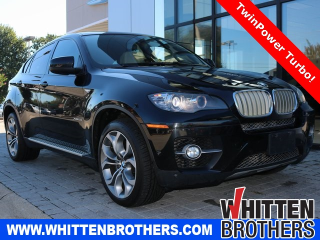 Pre-Owned 2012 BMW X6 xDrive50i