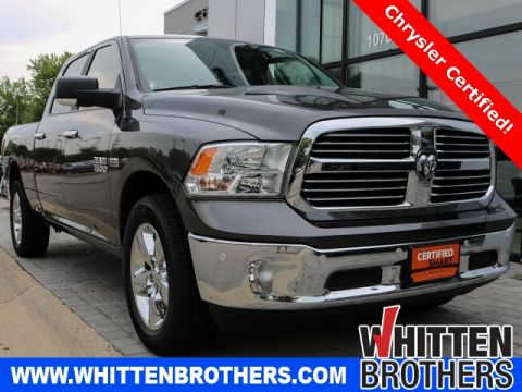 PRE-OWNED 2017 RAM 1500 BIG HORN 4WD