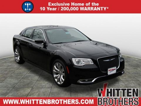 NEW 2018 CHRYSLER 300 TOURING WITH NAVIGATION