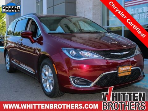 PRE-OWNED 2017 CHRYSLER PACIFICA TOURING L FWD 4D PASSENGER VAN