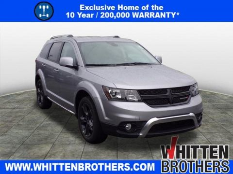 New 2018 DODGE Journey Crossroad