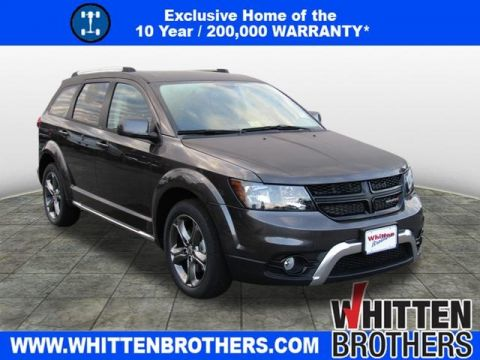 NEW 2018 DODGE JOURNEY CROSSROAD AWD