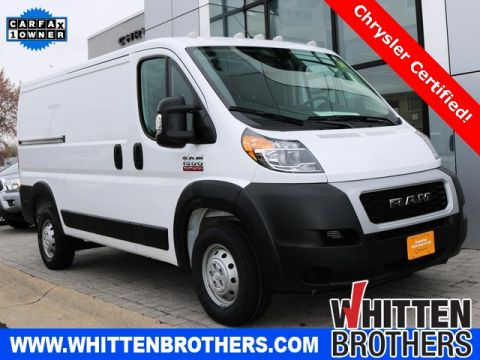 Pre-Owned 2020 Ram ProMaster 1500 Low Roof