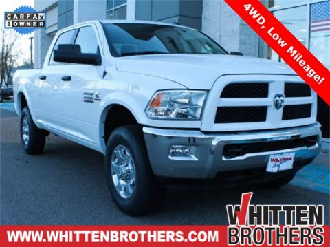 PRE-OWNED 2016 RAM 2500 OUTDOORSMAN 4WD