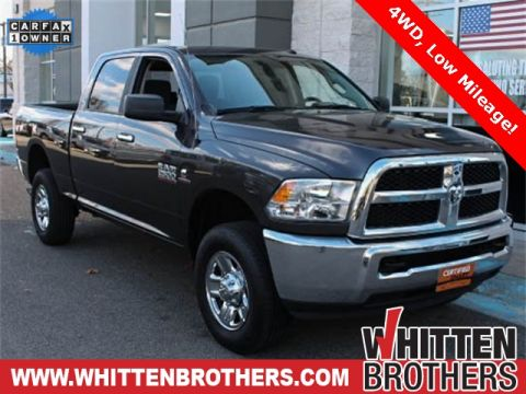 PRE-OWNED 2017 RAM 2500 SLT 4WD