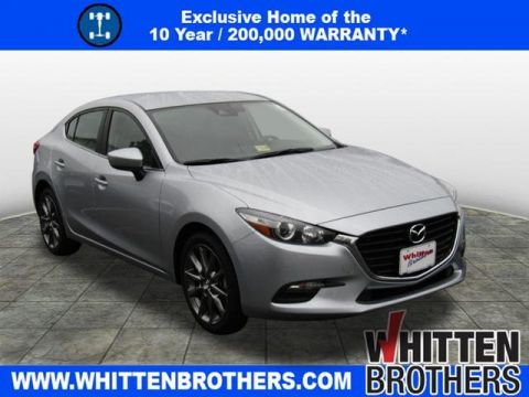 NEW 2018 MAZDA3 TOURING FWD 4D SEDAN