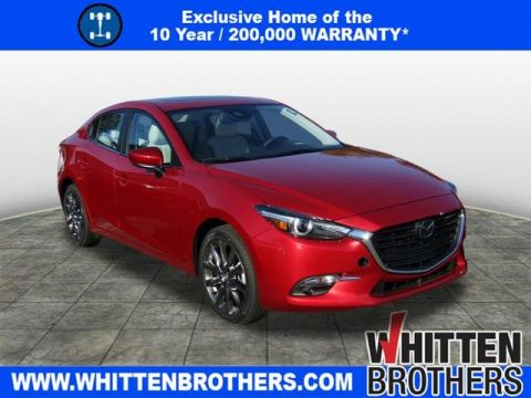 NEW 2018 MAZDA3 GRAND TOURING WITH NAVIGATION