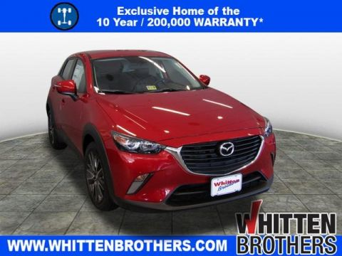 NEW 2017 MAZDA CX-3 TOURING AWD