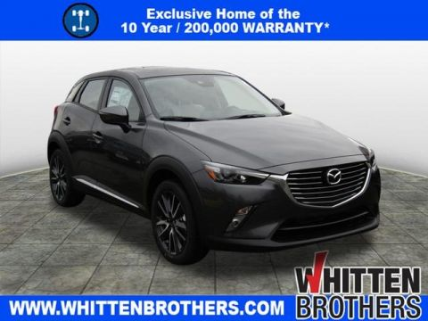 NEW 2018 MAZDA CX-3 GRAND TOURING WITH NAVIGATION & AWD