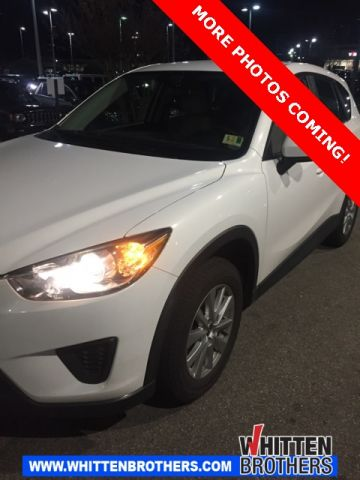 Certified Pre-Owned 2014 Mazda CX-5 Sport