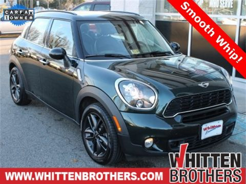 PRE-OWNED 2013 MINI COOPER S COUNTRYMAN BASE FWD 4D SPORT UTILITY